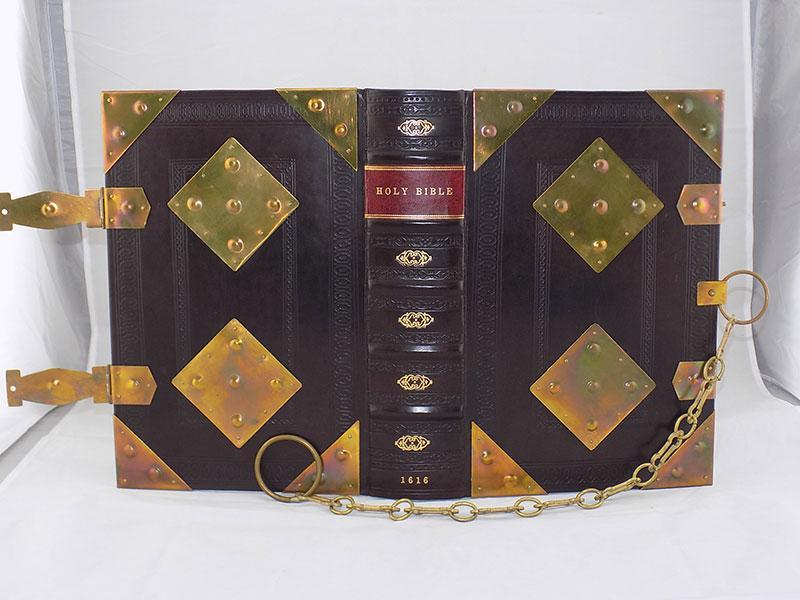 1616 KING JAMES BIBLE