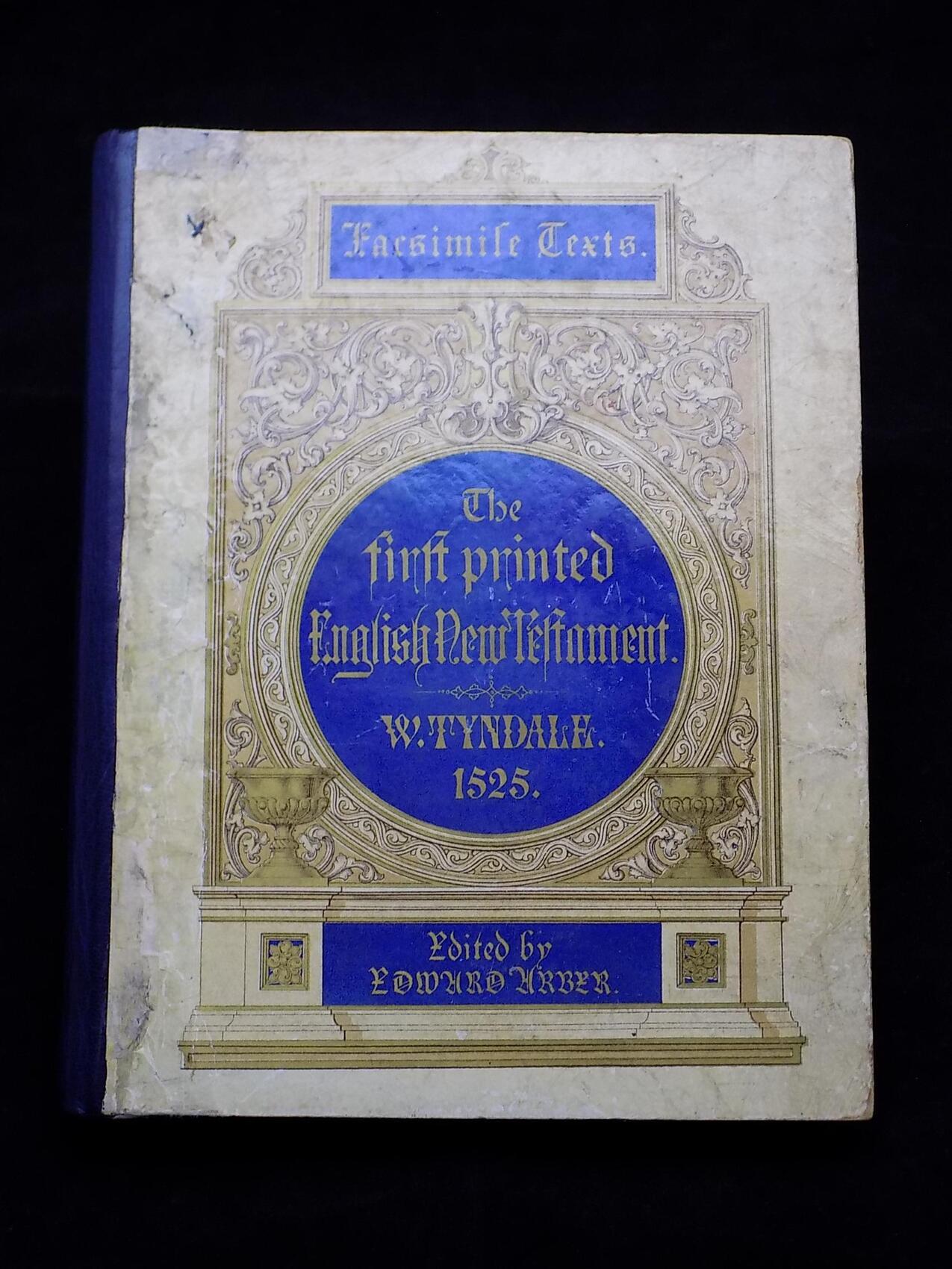 1871 Tyndale N.T. Antique Bibles