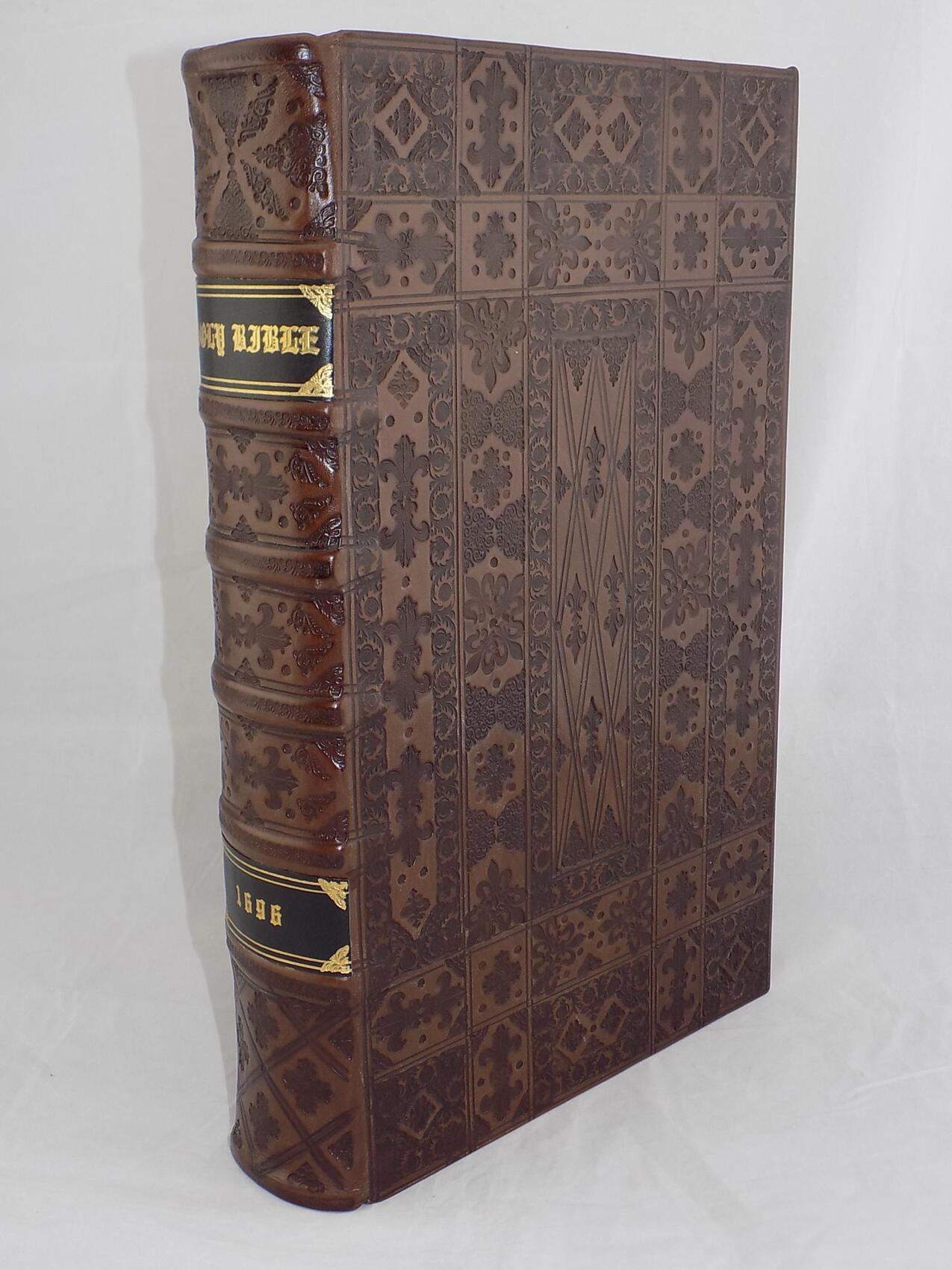 1696 KING JAMES BIBLE